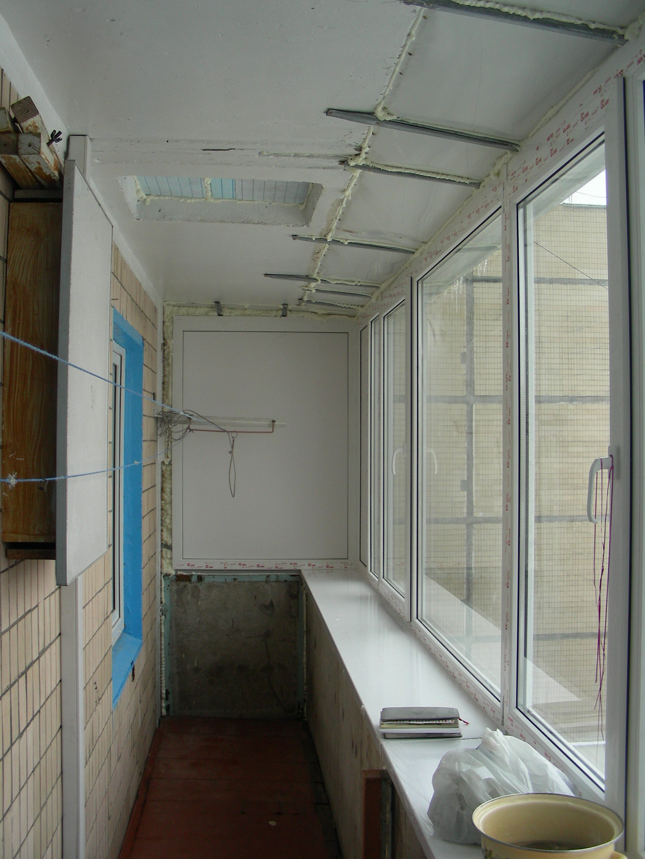Купить балконы под ключ семи метровый балкон в киеве promobu.